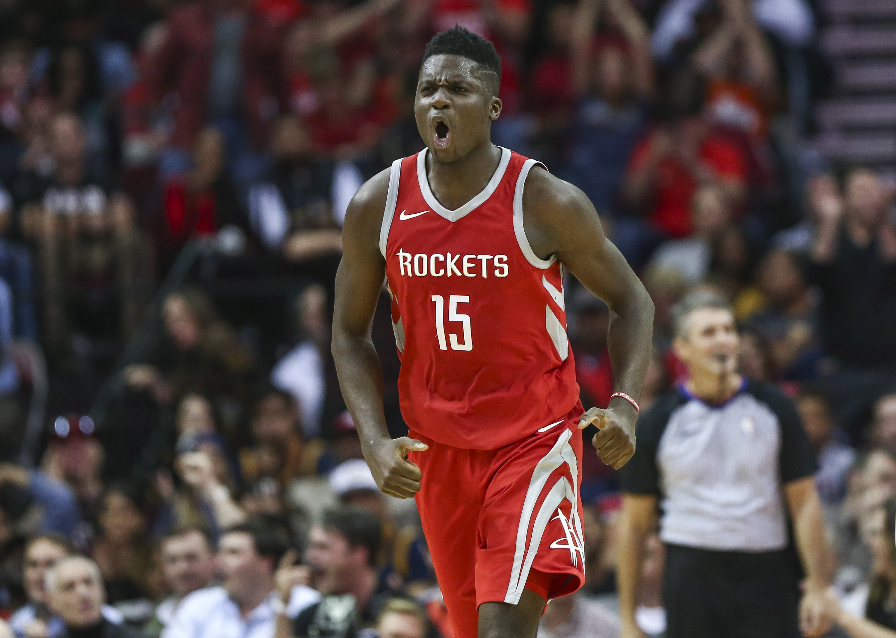 Toyota Of New Orleans >> Houston Is Grooming Clint Capela To Be The Ideal New-School Center