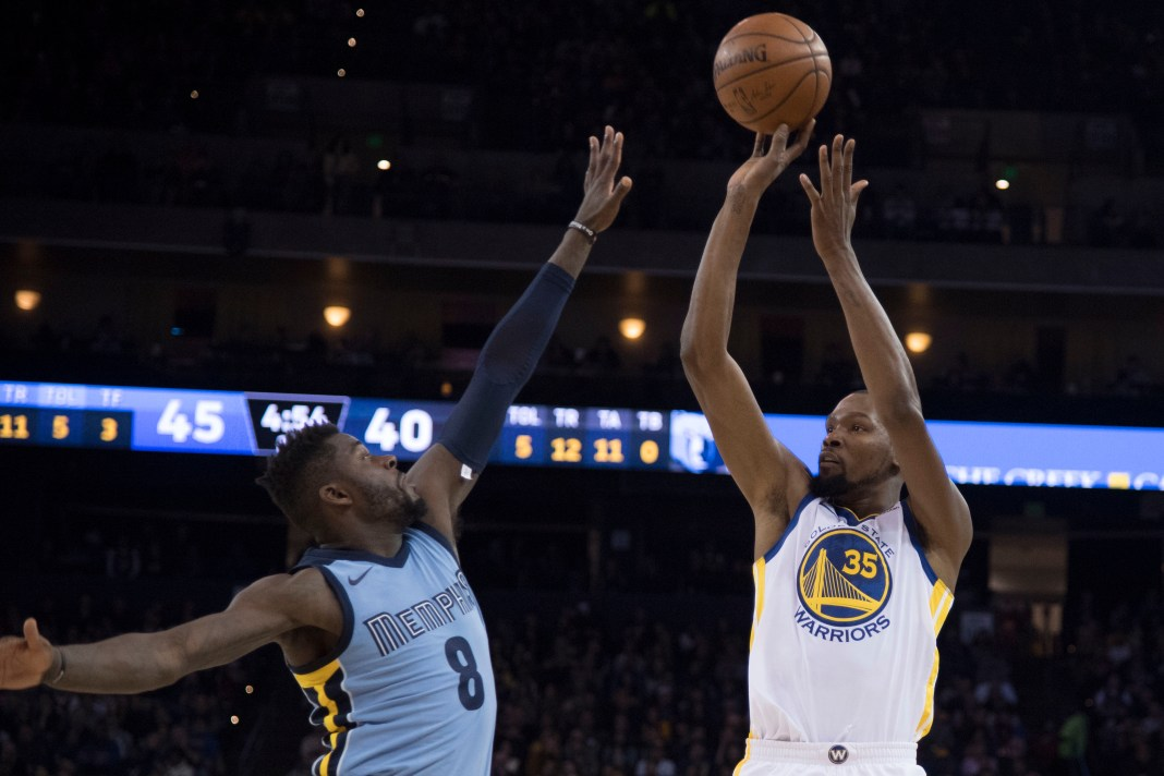 NBA: Golden State Warriors, Kevin Durant
