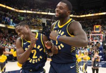 NBA: Indiana Pacers, Lance Stephenson, Cleveland Cavaliers
