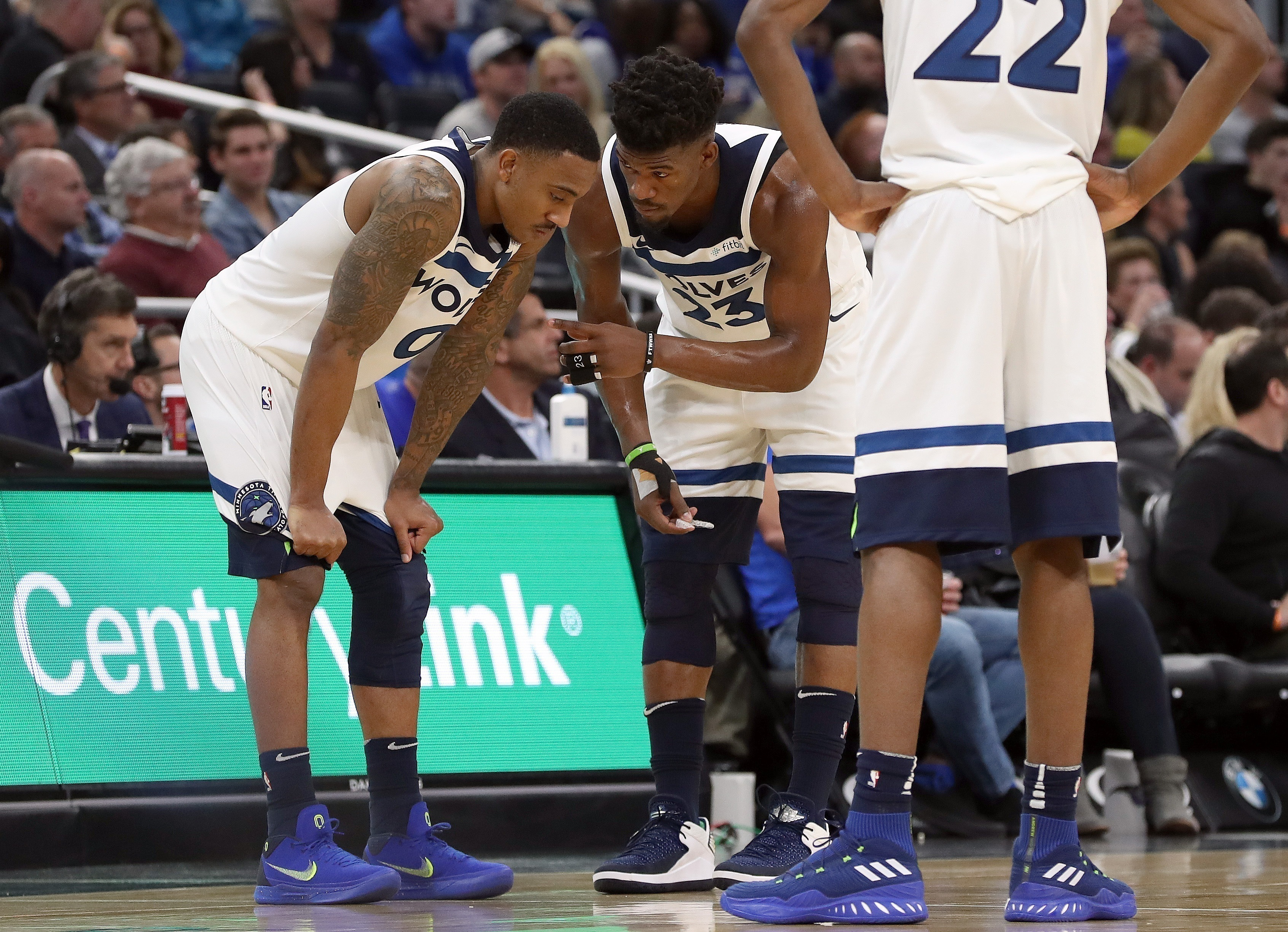Jimmy Butler Is Thankful For The Minnesota Timberwolves  Latest Loss 078ae3fd1