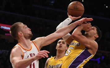 NBA: Indiana Pacers, Los Angeles Lakers, Josh Hart