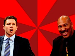 NBA: Los Angeles Lakers, Luke Walton, LaVar Ball
