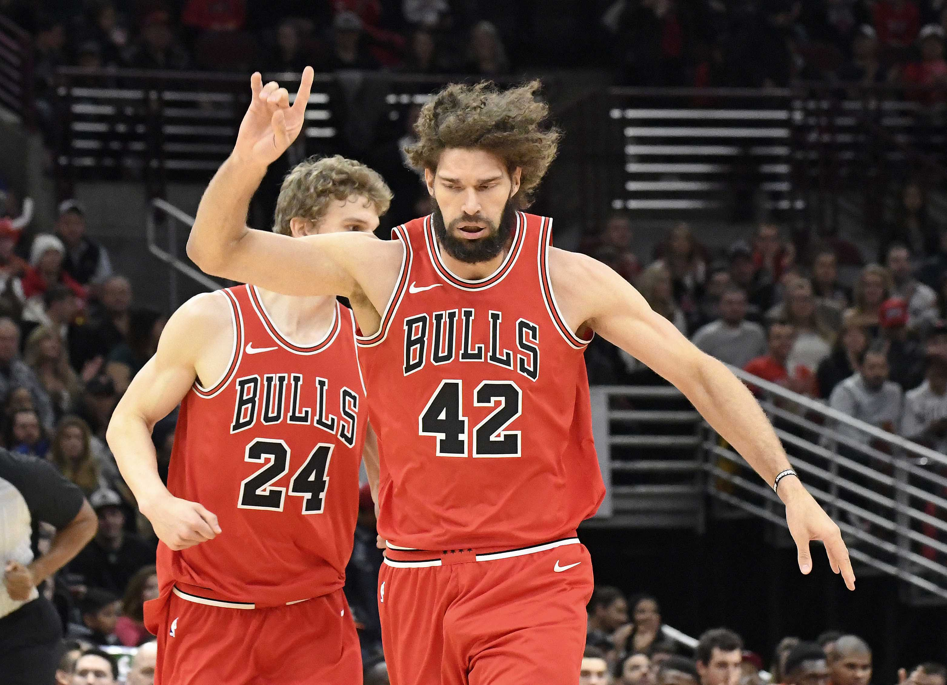 2e4445ce3686 NBA Rumors  Chicago Bulls Looking To Sell On Robin Lopez