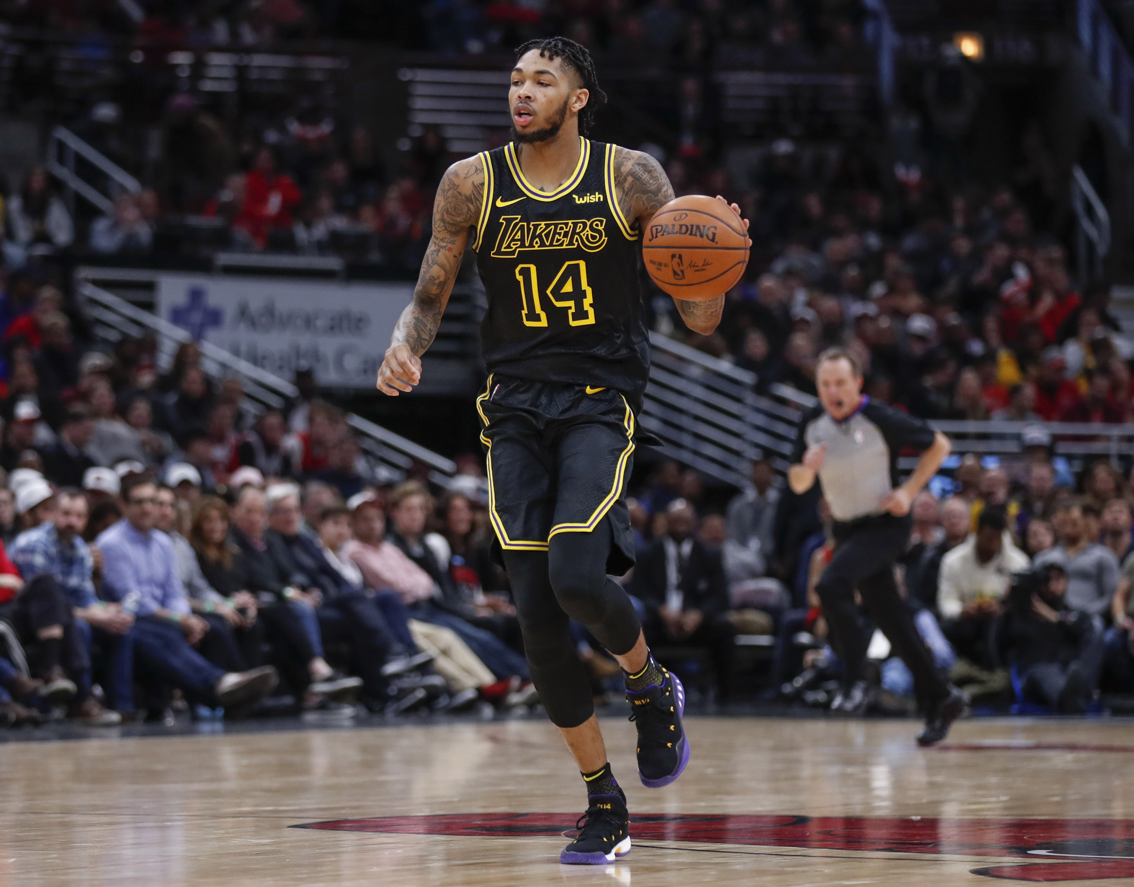 Brandon Ingram Is Thriving As A Pseudo Point Guard