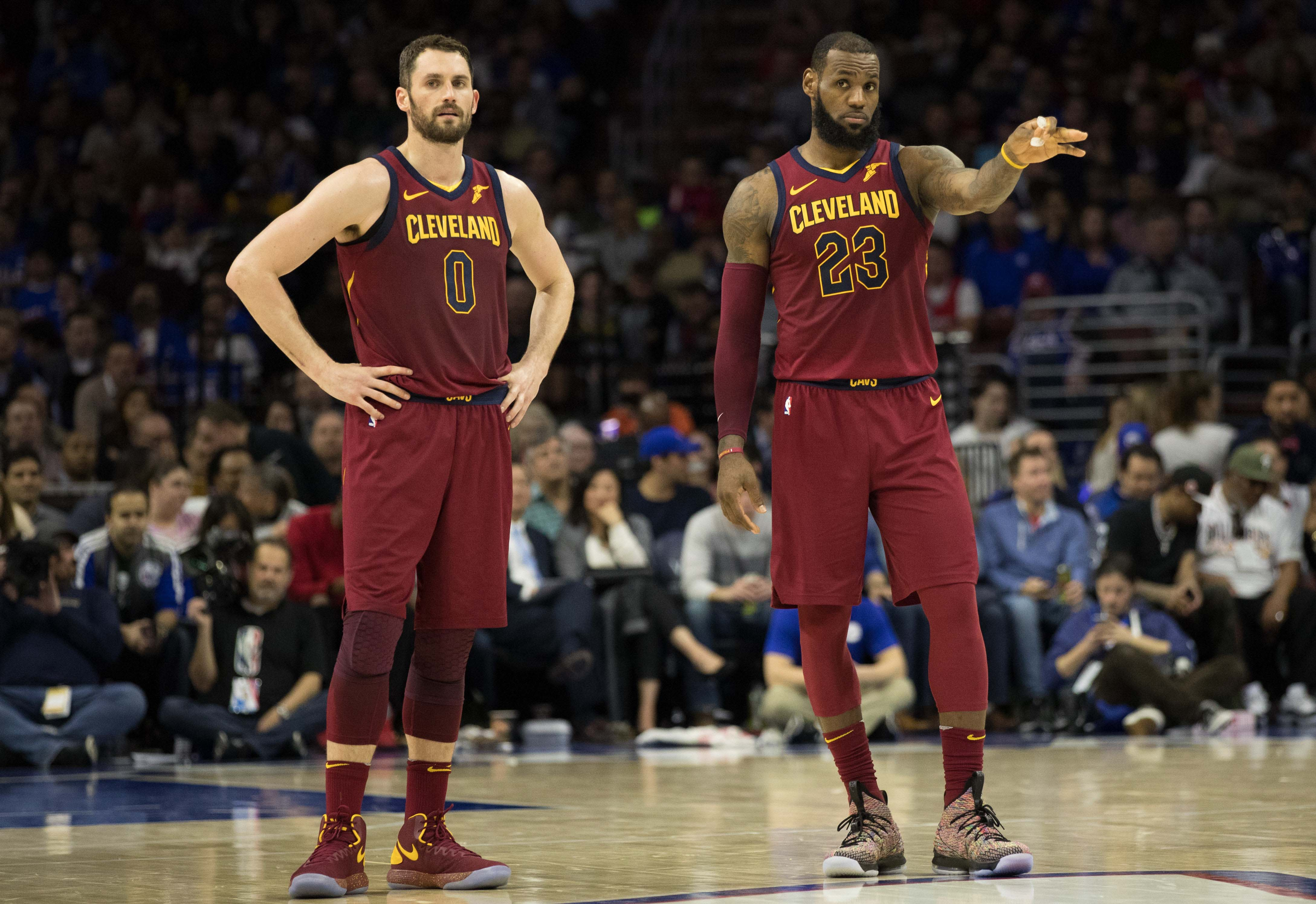 24c0012b3fb6 Kevin Love Feels LeBron James  Looming Free Agency Could Impact ...