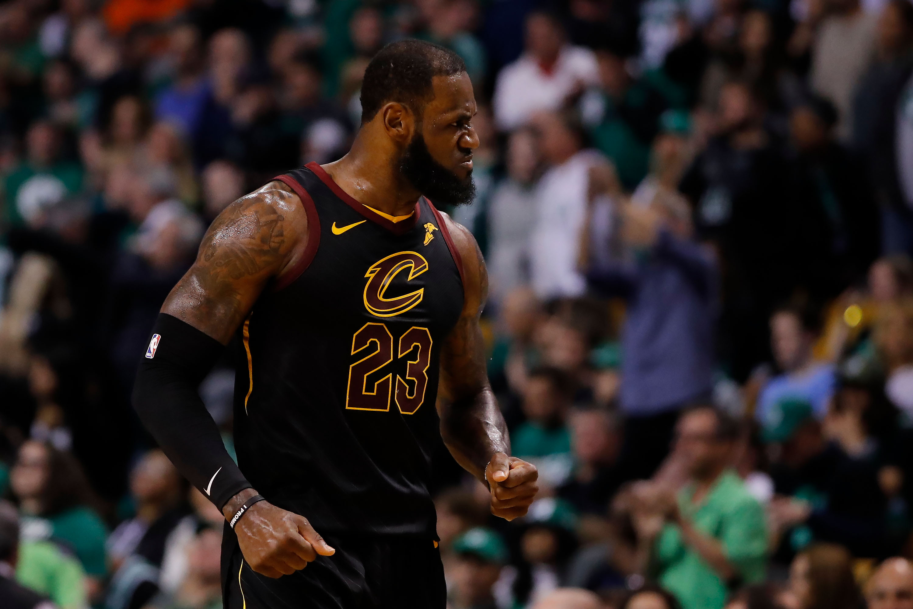 28a16baee2d0 LeBron James Remains The King Of The Eastern Conference