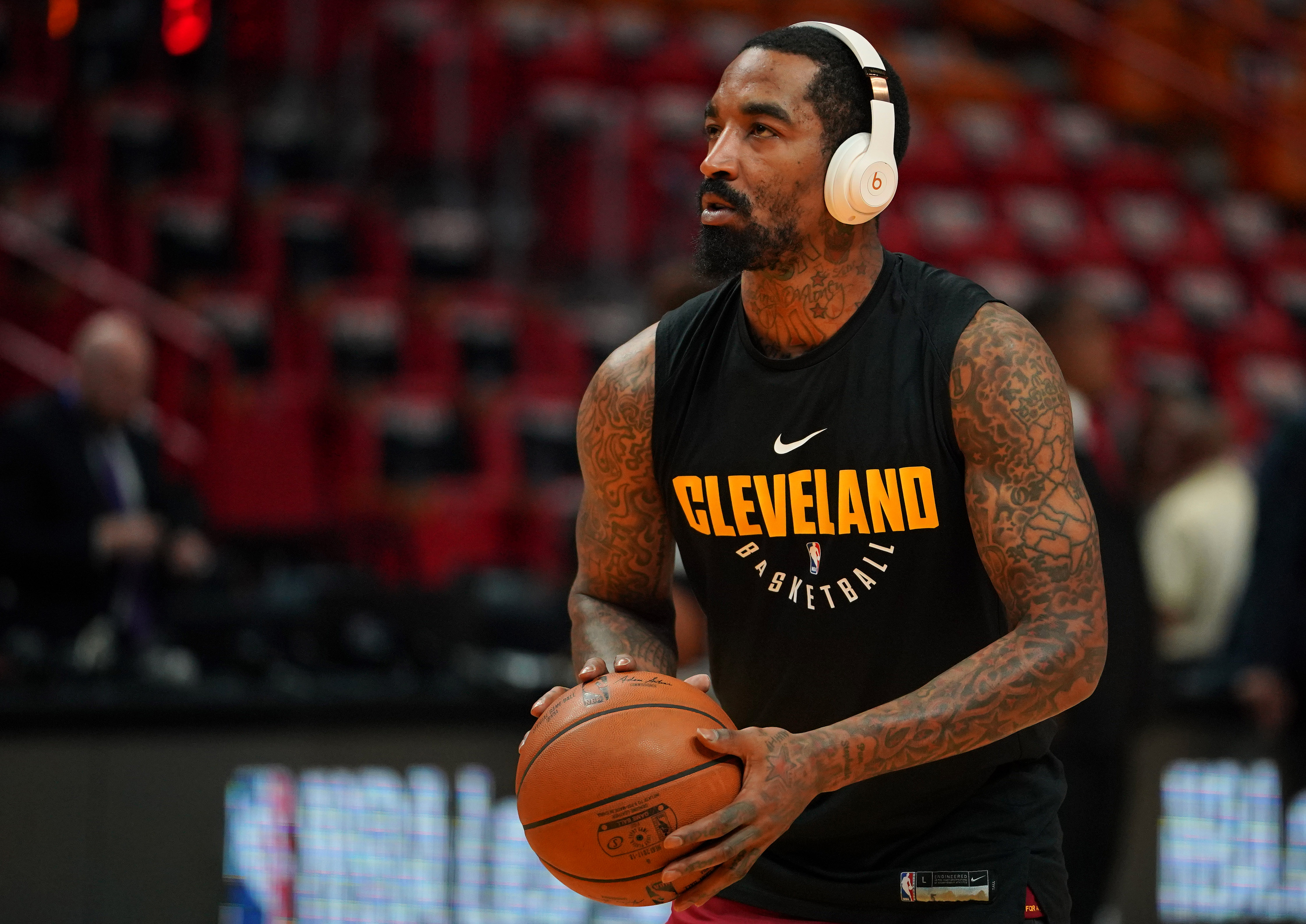J.R. Smith Is Not Happy About The Potential Fines For His  Supreme  Tattoo 781058e14