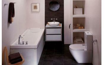 Tengo un baño pequeño: ¿De qué cosas puedo prescindir?