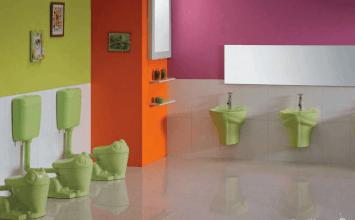 ¿Cómo decorar un baño para niños?