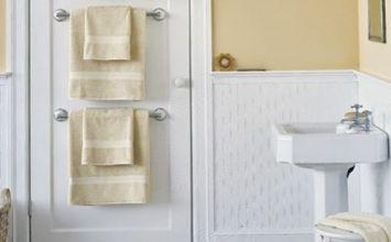 Tips para decorar un baño rústico