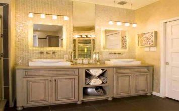 Como acondicionar el baño para familia numerosa