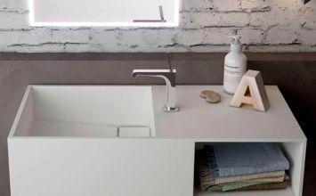Como ganar más espacio en un baño