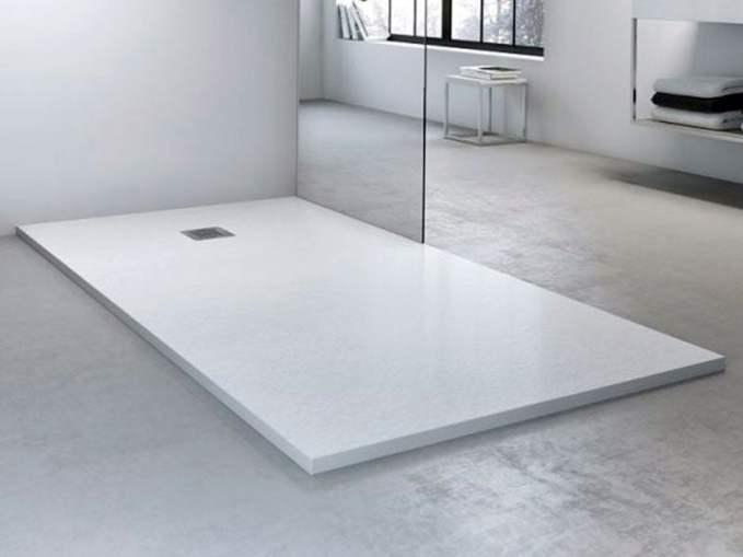 Plato de ducha moderno GravitZero