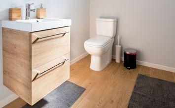 Madera para baño, tipos, mantenimiento y cuidados que necesita