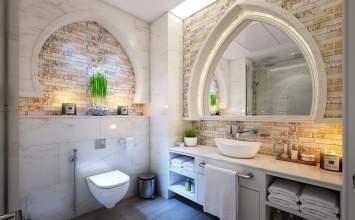 3 espejos antivaho para el baño
