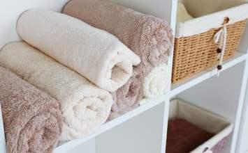 Mueble para toallas de baño, ¡los mejores diseños!