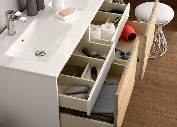 Tiradores de muebles de baño, un complemento necesario