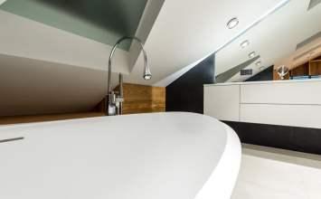 Las bañeras de lujo a tu alcance