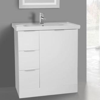 bathroom vanities on a budget