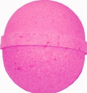 Cherry Fizzy Bath Bomb