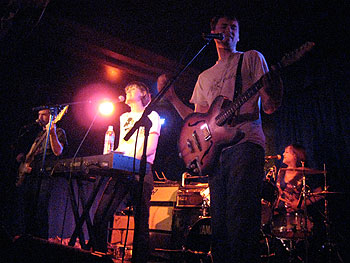 Bodies of Water @ Cafe du Nord, 2/28/08