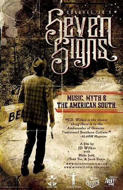 Seven Signs: Music, Myth, and The American South