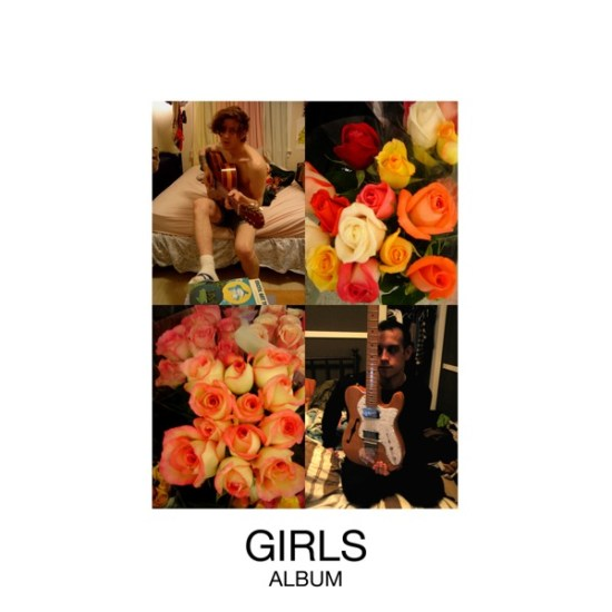 Girls - Album cover