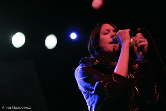 K.Flay at the Independent 2/23, Noise Pop Festival 2011