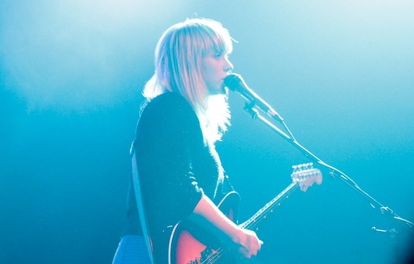 Noise Pop 2012: Wye Oak @ The Independent 2/24/12