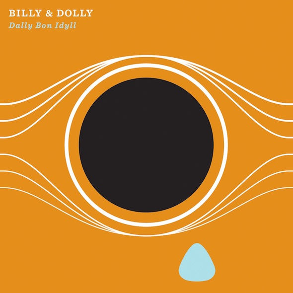 billy and dolly - dally bon idyll cover