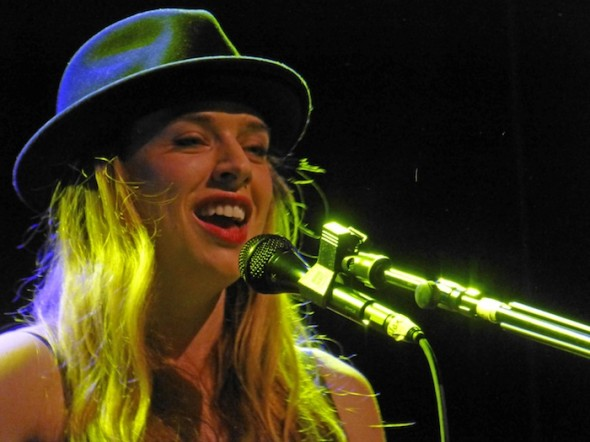 ZZ Ward - Photo by Roman Gokhman
