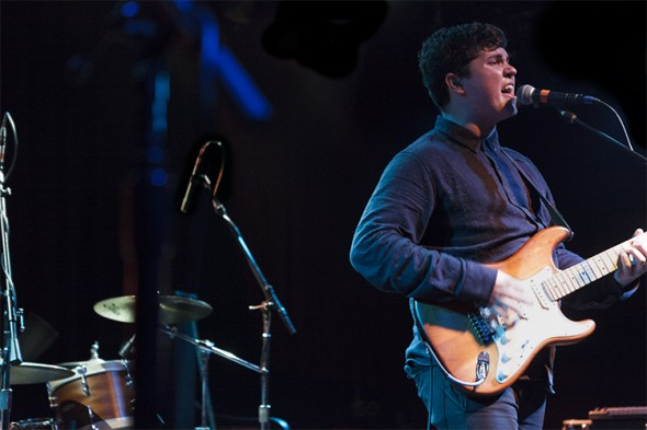 Surfer Blood @ The Independent 10/22/13 - photo by Ryan McDonald