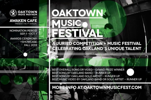 Oaktown Music Festival