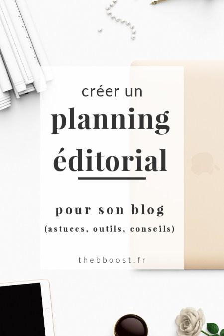 Comment créer un planning éditorial pour son blog. Retrouvez ici tous les conseils, les astuces et les outils pour créer votre calendrier éditorial. Une article TheBBoost.