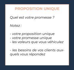 business model canvas proposition de valeur