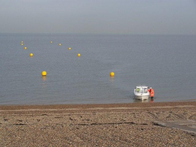 Minster Leas Beach - Kent