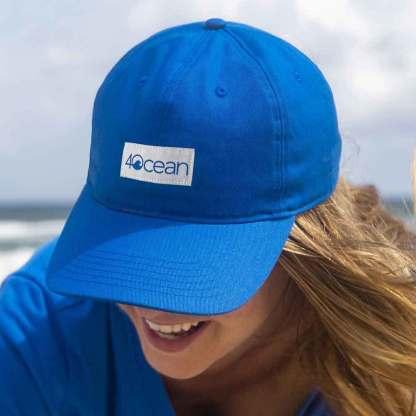4ocean Low Profile Hat - Logo Patch