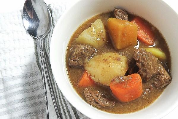 Simple & Easy Beef Stew