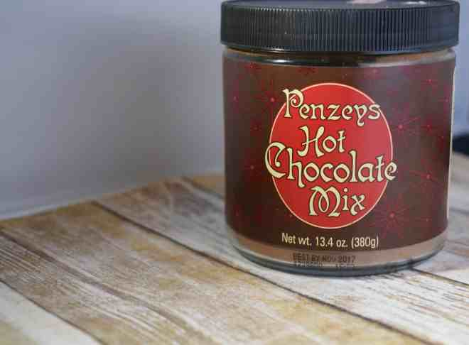 penzeys hot chocolate mix