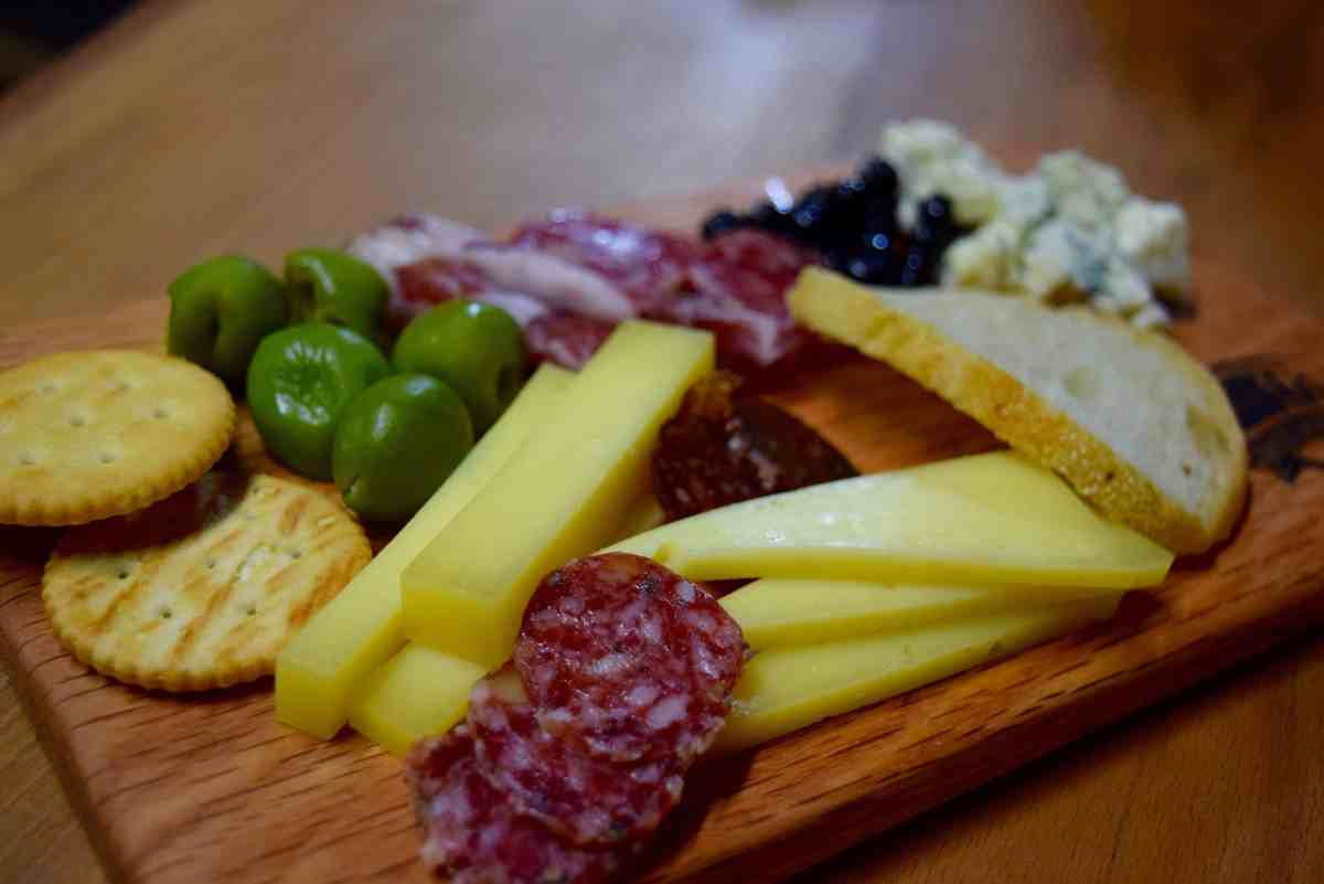 Building: Charcuterie and Cheese with Re:work, North Country Charcuterie, and Black Radish Creamery
