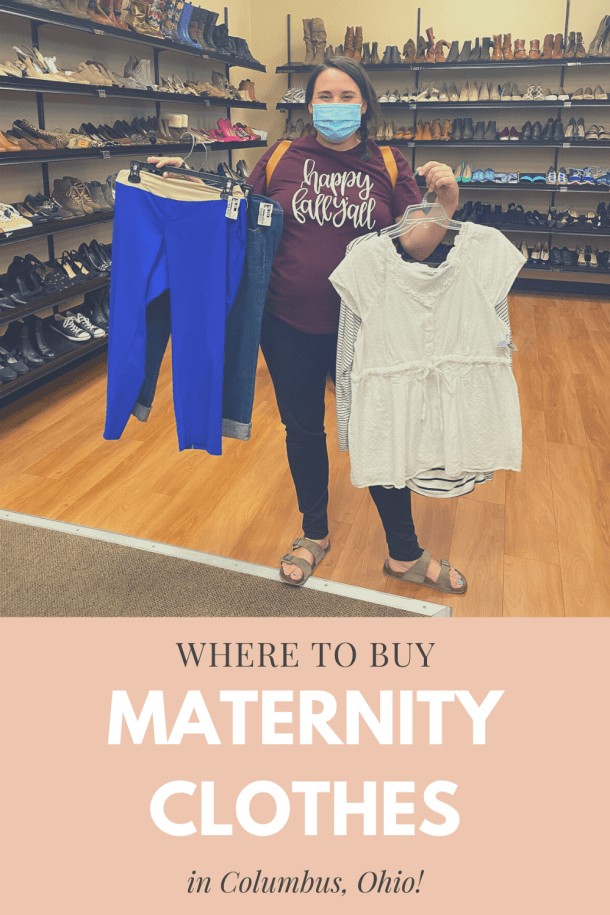 Where To Buy Maternity Clothes In Columbus The Beard And The Baker