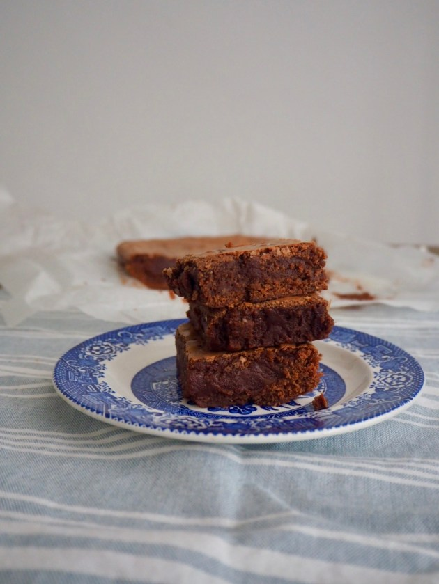 Miso Brownie - The Bearded Bakery