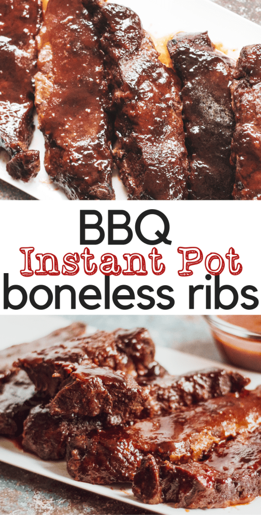Instant Pot BBQ Boneless are The Truth! #instantpot #instapot #instantpotrecipes #pressurecooker #beef