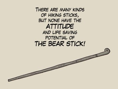 The Bear Stick