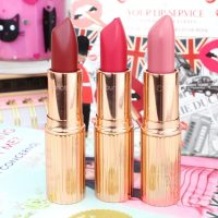 Charlotte Tilbury | Your Lip Service Royal Lipstick Trio