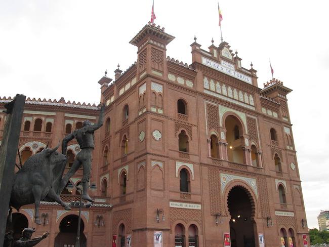 Plaza de Toro, Madrid, Spain