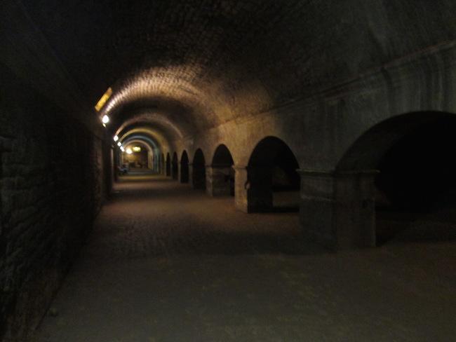 Arle, France Roman Storehouse