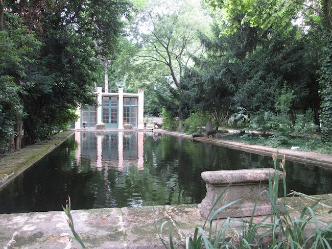 Aix-en-Provence Cezanne house garden