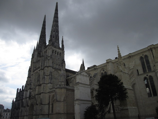Bordeaux Cathedral France