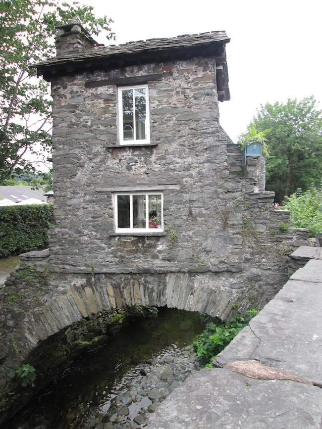 The Bride House in Ambleside